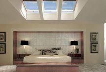 20 des plus belles chambres avec des lumières du ciel