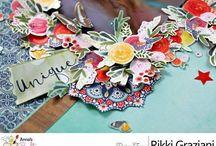 Rikki Graziani - Anna's Craft Cupboard Design Team