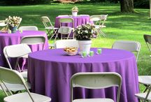 Green Summer Parties / Ways to make your summer barbecue or cookout more eco-friendly -- green products, trash reducing tips, and reusable products. / by VZWraps Fabric Gift Bags