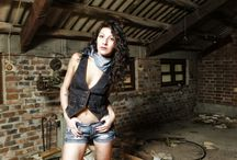 Country girl by Camellino Leonardo