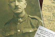 Famly History & WW1