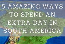 5 Amazing Ways to Spend an Extra Day in South America / February 29th comes but once every four years giving us an extra day to play in the annual calendar. If you just happen to be traveling during this occasion, what could you do with an extra day in South America? Any one of these five destinations is a great place to spend your spare time!
