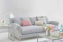 Home and Garden / Pretty things for the home and garden. Cushions, throws. lighting, pictures, wall art. Garden ornaments and sculpture, soft furnishings, sofas and settee, How to make, paint, DIY
