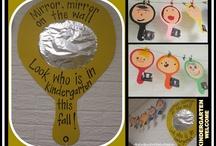 Montessori - Back to school ideas