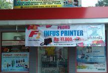 Pusat Tinta Bogor / Punya bisnis di bidang percetakan, advertising/sejenisnya? Yuk, lengkapi kebutuhan cetak Anda dengan produk F1 Ink.  (https://www.facebook.com/F1Ink)  Pusattinta.com Bogor Address : Jl. Raya Padjajaran No.127, Area SPBU (Seberang RS.AZRA) Phone : 0251 - 5499 888 / 0251 - 833 2722