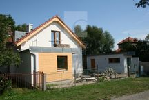 "REKONSTRUKCE DOMU / THE INOVATION OF THE HOUSE / ""FACELIFT"" DOMEČKU / ""FACELIFT"" OF THE HOUSE"