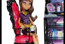 Monster High - School Rules! / Everything Monster High School related from Monster High dolls to costumes and more, if you like Monster High then this is a board you want to keep your eye on!