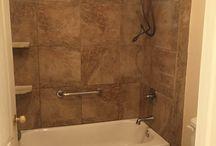 Seashore Tile Seashoretile On Pinterest - Bathroom remodeling panama city beach