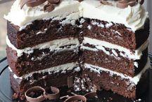 Chocolate Cake I love Chocolate!