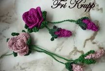 videos flores crochet