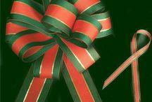 Holiday Gift Ribbon collections at idearibbon