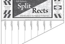 Quilting: Split Rects