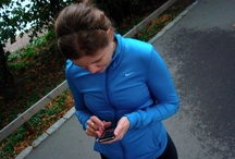 Susanne Jarl / The women behind the code in phone apps Poworkout Trim & Tone and Poworkout Ball & Band.