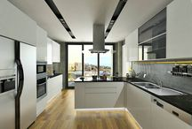 Mutfak dekorasyon modern