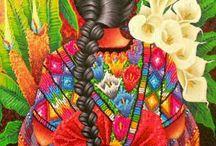 Guatemala inspiration / Branding and marketing ideas
