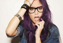 Purple Hairspiration