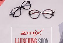Zero X Eyeglasses / You deserve eye-catching eyeglasses. Amaze everyone with stunning frames. If you wear them, you will know that glasses come in surprisingly standard sizes. When you have ZeroX, you will probably have never really had to think about how well your specs fit.
