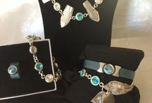 All Things Turquoise / Kautschuk Jewellery