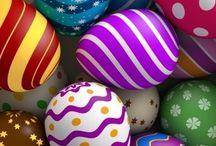 huevos pascuas