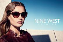 Nine West sunglasses. ( Okulary przeciwsłoneczne Nine West )