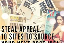 • Blogging/ SM/ Email/ Website • / by April Williams Hart