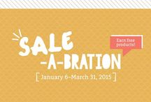 Sale A Bration 2015