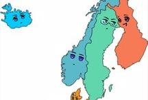 Nordic 5 - Hetalia '×'