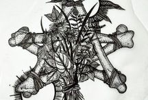 my art / All drawings are made by me