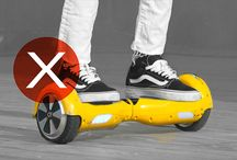 Hoverboard Headaches / Sadly, as cool as they are, Hoverboards can be very dangerous for people, pets, and homes!