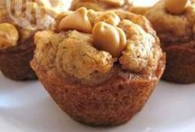 Muffins Kürbis
