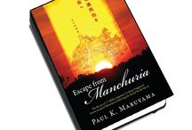 Escape from Manchuria in Paperback