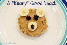 Easy kids snacks / by Dana Story