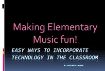Music Education / Resources and Ideas for Music Teachers