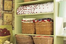 Primitive/Country/Shabby/Vintage Laundry Rooms / by Nicole S