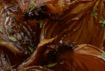Cebola caramelizada com balsâmico