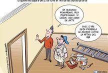 Humor de autónomos   Viñetas