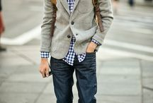 Gentleman / Gentleman, Dapper, Clothes, Men Fashion