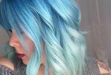 farbniete fryzurka :3