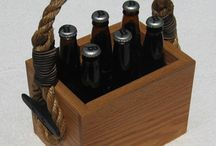 Beer Caddy Holder / Nosidło na piwo