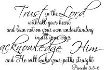 Faith in the Lord
