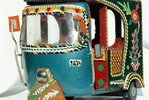 decorated autos and trucks