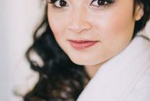 My Bridal Work / Past Brides Makeup and Hair