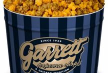All things Garrett Popcorn / by Garrett Popcorn Shops