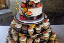 Fall wedding cakes / by Lisa Frank