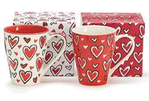 Coffee Mugs / We represent Valentine mug by original prints.