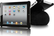 Ipad Accessories / Specially designed iPad 2 beanpad to adjust most surfaces & provides a sturdy base that dampens touch impact. Order the versatile iPad 2 beanpad accessories today!