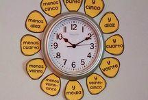 Español / Ideas para la clase de español