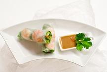 Lunch / Bánh mì (Vietnamese Sandwiches) Spring Rolls (Gỏi cuốn) Salad Soup Rice Bowls Bánh Bao / by Saigon Sisters