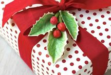 Unique ways to wrap Christmas gifts