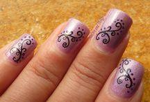 Decoración para uñas